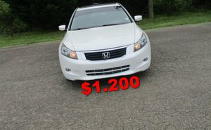 Super Offer 2008 Honda Accord EXL FWDWheels for Sale in Allentown, PA