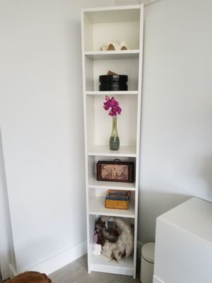 Ikea BILLY White Bookcase (have mutiples) for Sale in Fort Lauderdale, FL