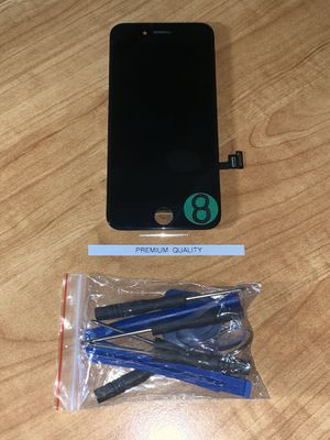 New iPhone 8 LCD Screen Black for Sale in Los Angeles, CA