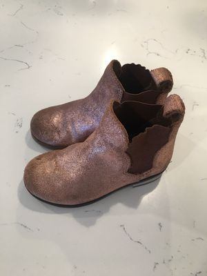 Zara baby girl boots, new. Size 8 for Sale in Chicopee, MA