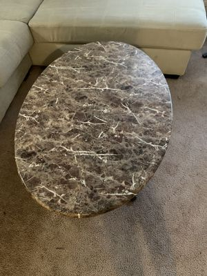 Living room table with 2 end tables for Sale in Winston-Salem, NC