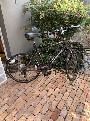 Cannondale Hybrid Mens large frame for Sale in Fort Lauderdale, FL