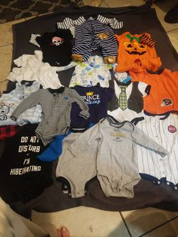 Baby Clothes 3 Months & 6 Months for Sale in Houston,  TX