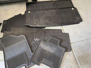 Infiniti qx56 qx80 premium floor mats for Sale in Clovis, CA