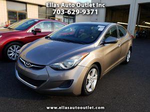 2013 Hyundai Elantra for Sale in Woodford, VA