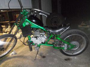 Schwinn chopper bike 80 bt racing motor for Sale in St Louis, MO