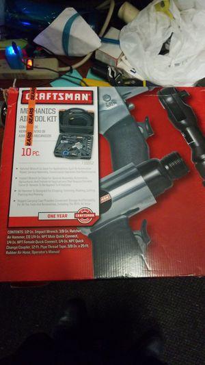 Craftsman 10 pc tool kit. for Sale in Alexandria, VA