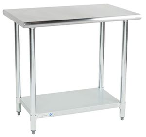 Stainless steel work table for Sale in San Diego, CA