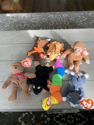 Beanie baby teenie bundle for Sale in Stoughton, MA