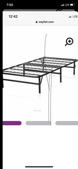 Twin size bed , for Sale in Parma,  OH