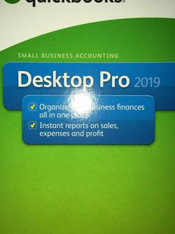 Intuit Quickbooks Desktop Pro for Sale in Doral,  FL