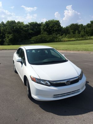 Honda Civic 2012 low miles for Sale in Broken Arrow, OK