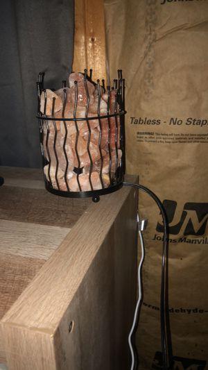 Salt lamp for Sale in Wichita, KS