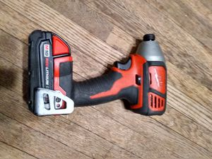Milwaukee Impact Drill for Sale in Portland, OR