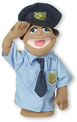 Melissa & Doug Police Officer Puppet for Sale in Arlington, WA