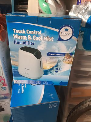 Brand new warm and cool mist humidifier for Sale in Lynnwood, WA