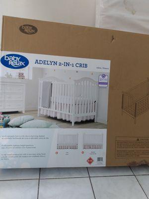 Baby crib & matress for Sale in Riviera Beach, FL