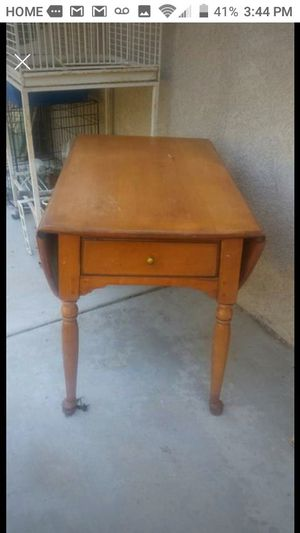 Antique table for Sale in Canyon Lake, CA