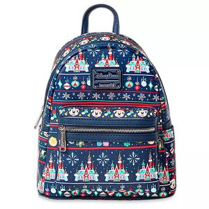 Disney Mickey Mouse Holiday Loungefly Mini Backpack for Sale in Carson, CA