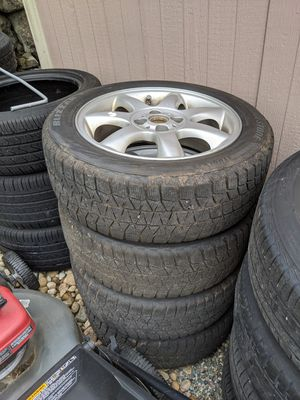 Mini Cooper wheels and tires for Sale in Kent, WA