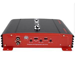 Crunch PX1000.2 channel 1000 watts amplifier (CA122) for Sale in Huntington Beach, CA