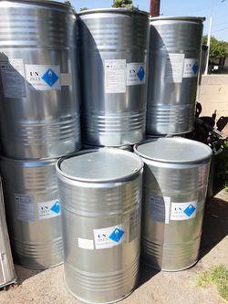 Metal Cans ( Food Grade ) for Sale in South El Monte,  CA