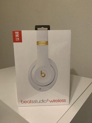 Beats 3 wireless headphones BRAND NEW for Sale in Sacramento, CA