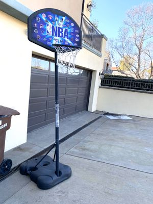 NBA basketball for Sale in Mission Viejo, CA
