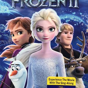 Disney Frozen 2 Blu-ray Plus 2 DVD CDs for Sale in Pittsburgh, PA