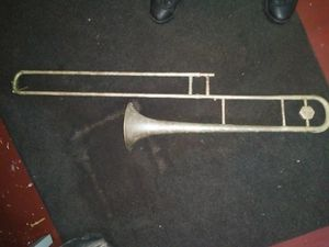 Antique Elkhart Brass Trombone for Sale in Paris, KY