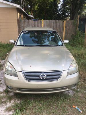 2002 Nissan Altima for Sale in TEMPLE TERR, FL