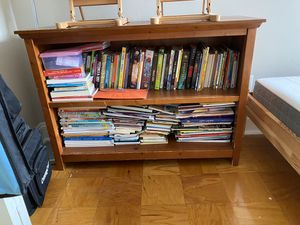 2 bookshelves for sale ! Each one 50 for Sale in Bethesda, MD