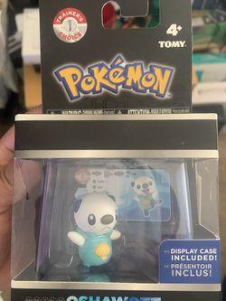 Pokemon Tomy Trainers Choice Mini Figure (Oshawott) for Sale in Fountain Valley,  CA