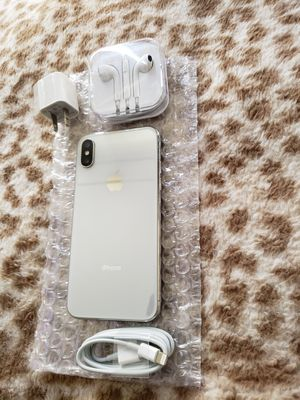Unlocked iPhone X 64gb Tmobile or Metro pcs for Sale in Oakland, CA