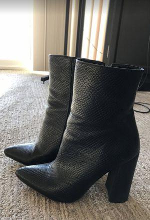 Boohoo high heel boots for Sale in Edmonds, WA