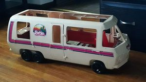 Vintage Barbie WESTERN STAR TRAVELER Motor Home RV Bus Camper 1976 for Sale in Cleveland, OH