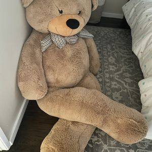 GIANT Stuffed Teddy Bear for Sale in Beverly Hills, CA