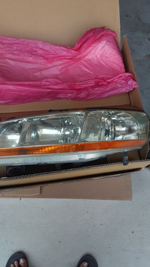 2002 Honda accord headlights and tail lights for Sale in Rancho Cucamonga, CA