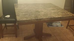 Table and chairs for Sale in Glendale, AZ