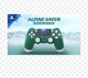 Alpine ps4 controller limited edition for Sale in North Parkersburg, WV