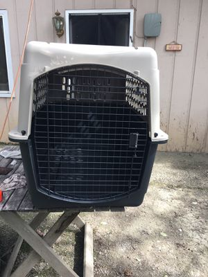 Large Greeat Choice Dog Kennel Crate for Sale in Mulino, OR