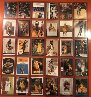 Kobe Bryant cards for Sale in Chino, CA