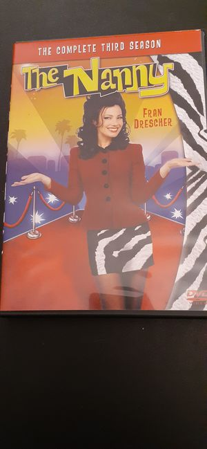 The NANNY Complete Season 3 (DVD) for Sale in Lewisville, TX