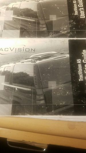 Tracvision A5 year old for Sale in Las Vegas, NV