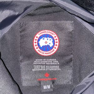 Medium Size Men's Black Freestyle Canada Goose Vest for Sale in Clifton Heights, PA