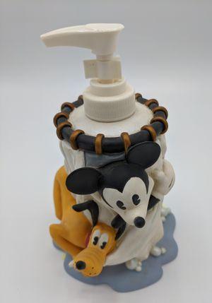 Disney Mickey Lotion Dispenser for Sale in Seattle, WA
