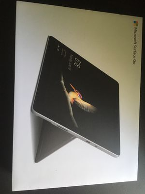 Microsoft Surface Go Tablet (Like New)! for Sale in Mesa, AZ