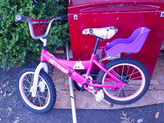 Boys And Girls Bicycle And Barbi Jeep for Sale in Woodway,  TX