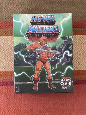 He-Man Masters Of The Universe DVD for Sale in Fresno, CA