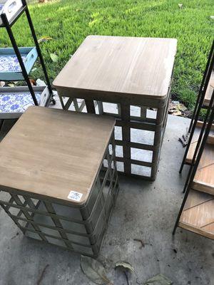 Decorative storage containers for Sale in San Bernardino, CA